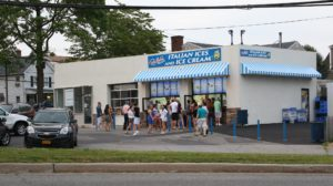 The owner of a controversial business, Ralph's Italian Ices and Ice Cream, may sue after the village of Mamaroneck's Zoning Board of Appeals voted to restrict the shop's hours and impose a stricter review process. File photo